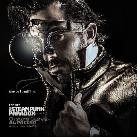 Christopher Gialanella as Al Pacino