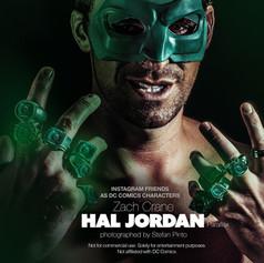 Zach Crane as Hal Jordan