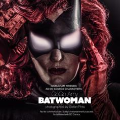 GoGo Amy as Batwoman