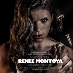 Mallory Fratta as Renee Montoya