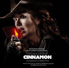 Barbara Mitchell as Cinnamon