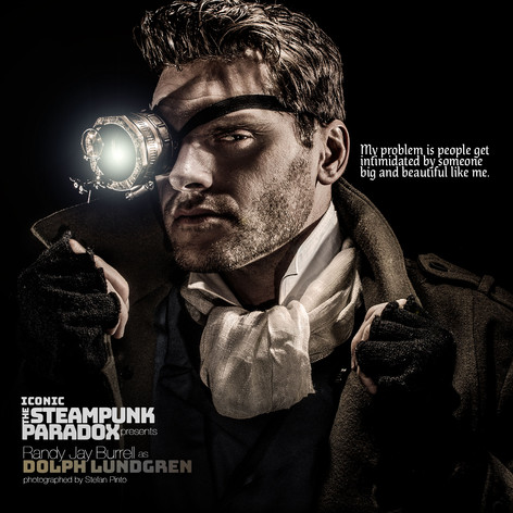 Randy Jay Burrell as Dolph Lundgren