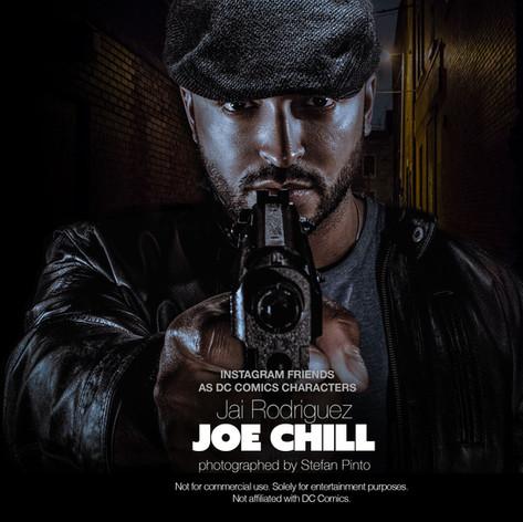Jai Rodriguez as Joe Chill