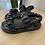 Thumbnail: Sandalo platform black