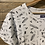Thumbnail: T-Shirt in cotone bianco con fantasia