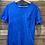 Thumbnail: T-shirt lavaggio bluette