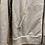 Thumbnail: Felpa in cotone grigio con zip