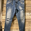 Thumbnail: Jeans patch con strappi