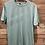 Thumbnail: T-shirt in cotone verde acqua