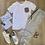Thumbnail: T-shirt bianca con taschino