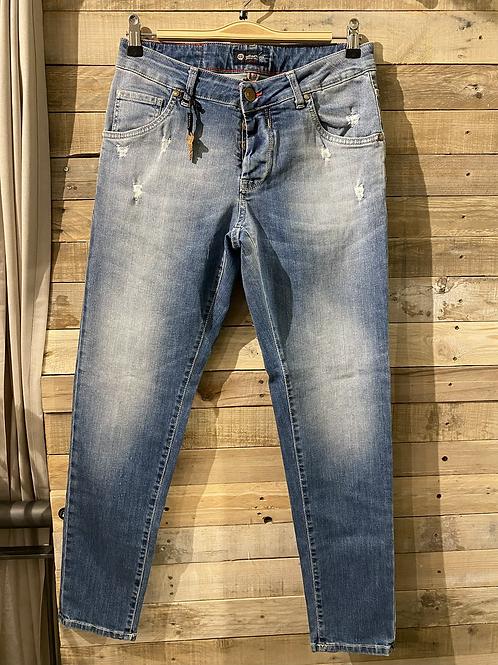 Jeans lavaggio medio