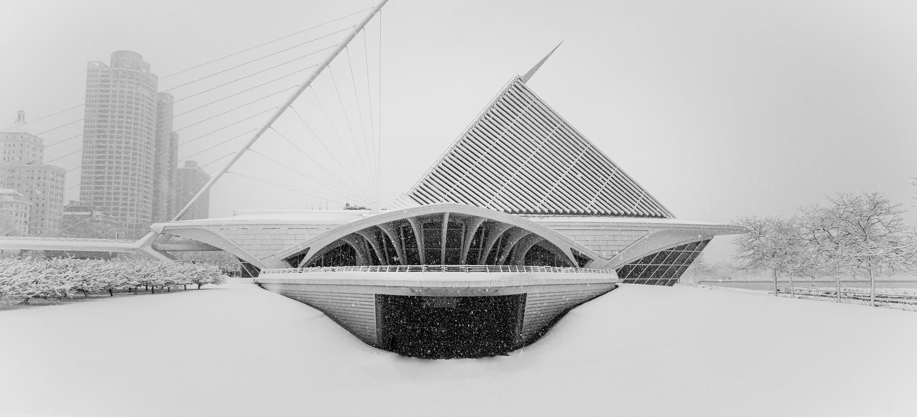 Milwaukee Winter Art