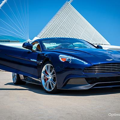 Aston Martin - Vanquish