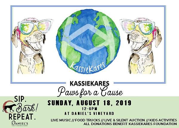 kassie. sip. bark. repeat. flyer 2019.jp