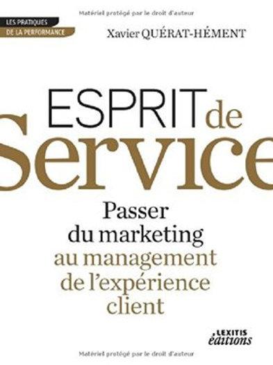 Esprit de service