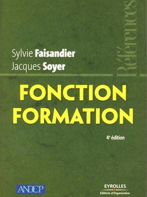 FONCTION FORMATION @ SYLVIE FAISANDIER