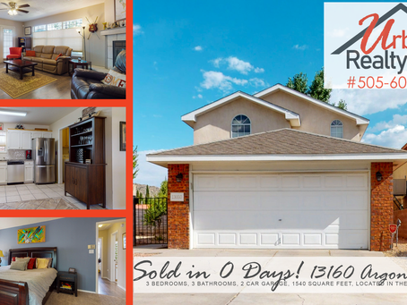 Sold in 0 Days!