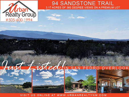 Just Listed in San Pedro Overlook