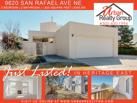 Just Listed in Heritage East