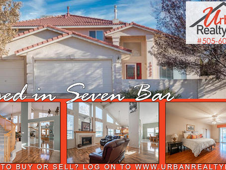 Just Closed in Seven Bar!