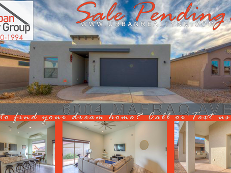 Sale Pending on the Westside!