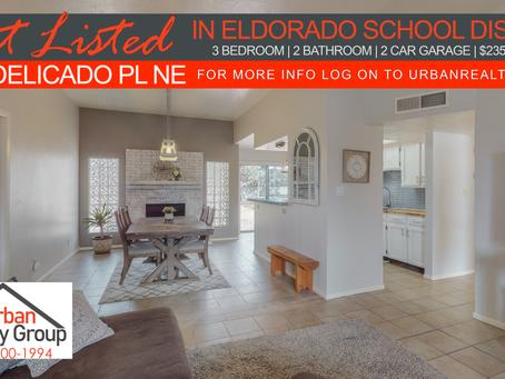 Just Listed in the El Dorado School District