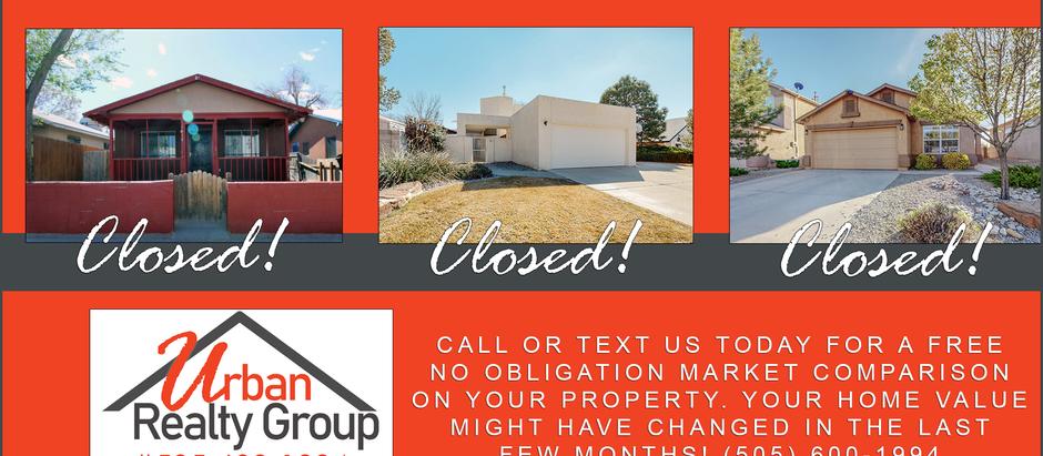 Closed! Closed! Closed!