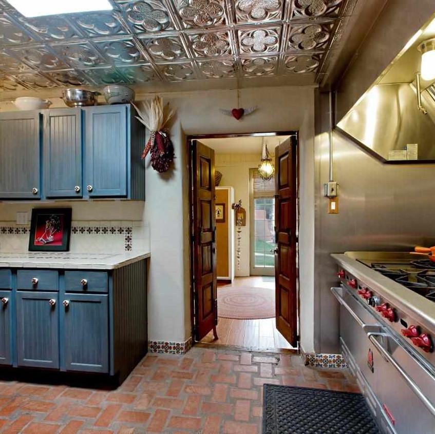Additional Main Kitchen