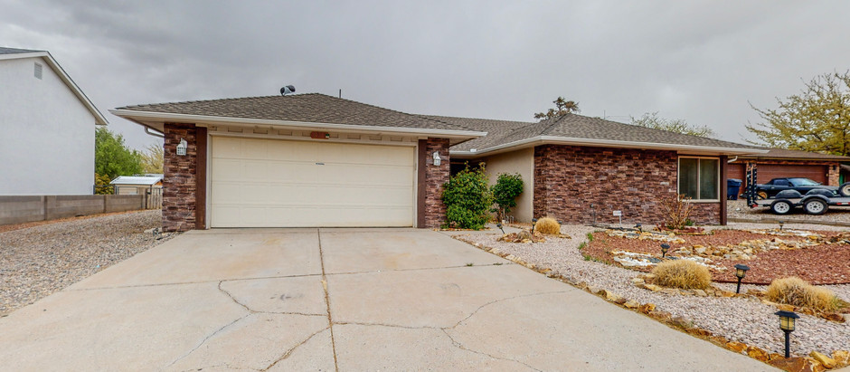 JUST LISTED: 8313 San Miguel Ct NE