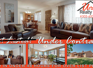 Under Contract in 48 Hours!