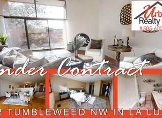 Under Contract in La Luz!