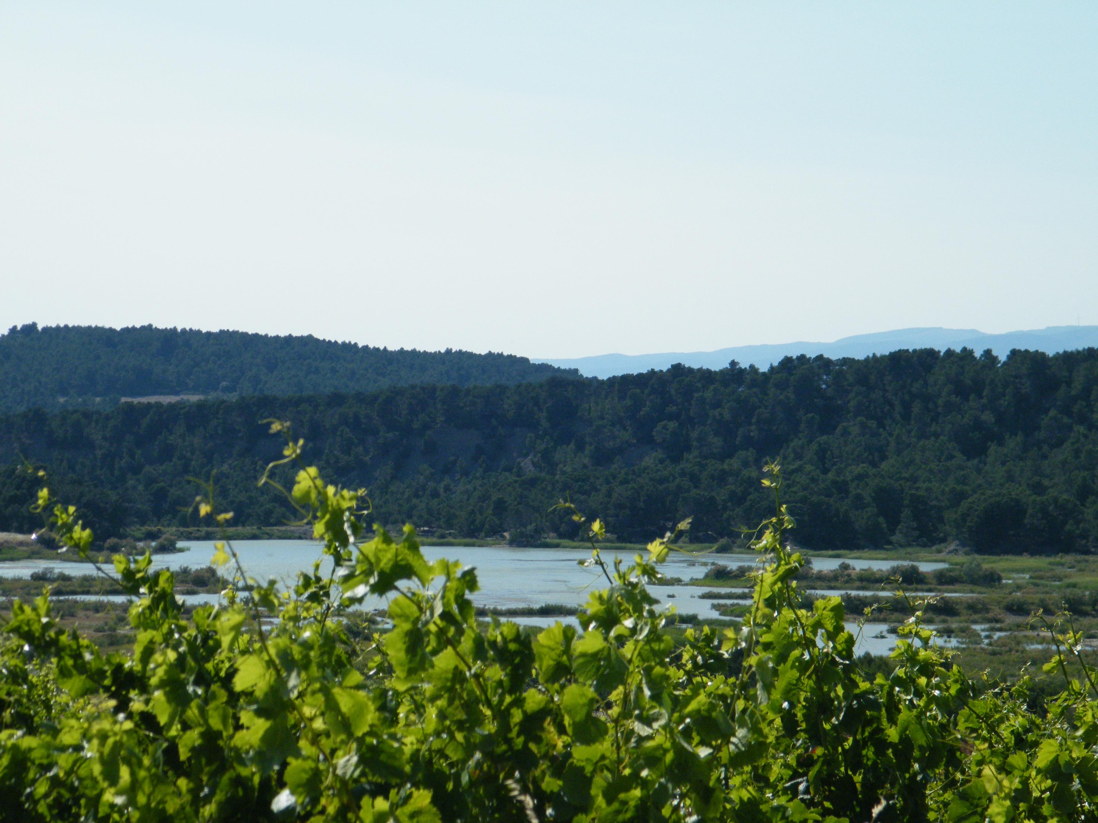 Le lac des Aiguilles