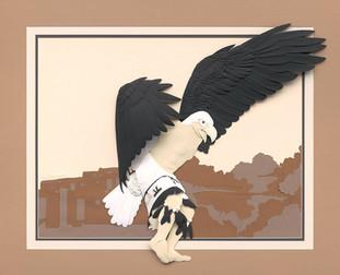 Pueblo Eagle Dancer