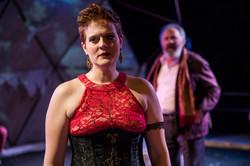 as Regan in King Lear