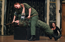 as Macduff in Macbeth