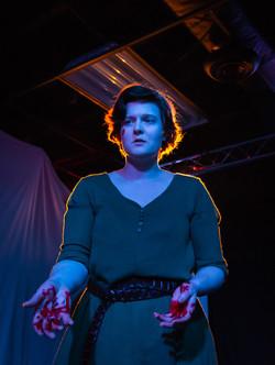 as Lady Macbeth