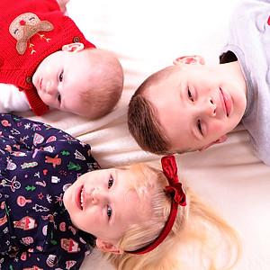 Archie, Elle, Naimh