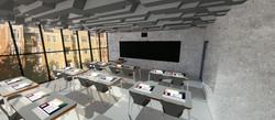 Szkoła XXIw. - sala lekcyjna