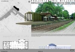 Projekt rewitalizacji obiektu