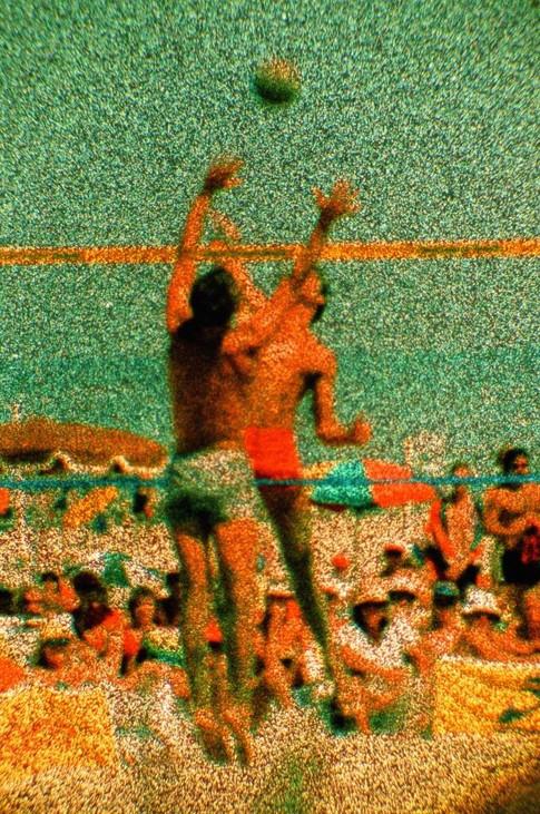 Beach Volleyball 1983
