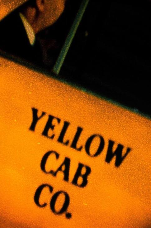 Yellow Cab 1955