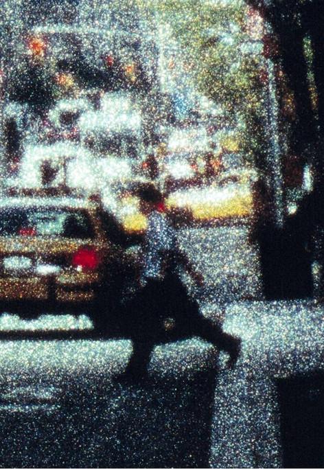Jaywalk Taxi (NYC Series)