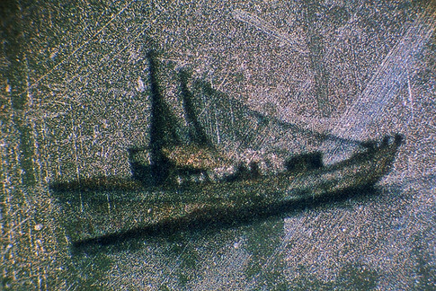 Ghost Ship Bankok 1960
