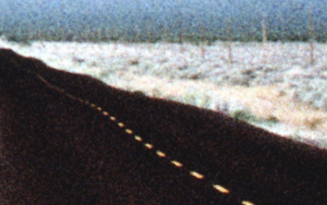 Kelso Dunes Road