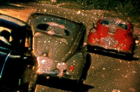 German Traffic 1956