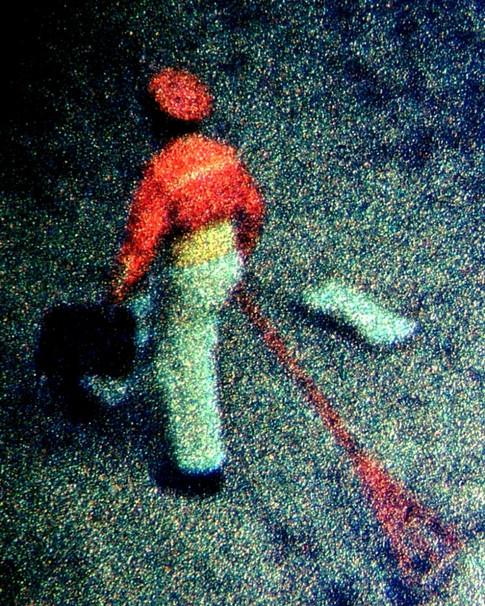 Bull Ring Sweeper 1959