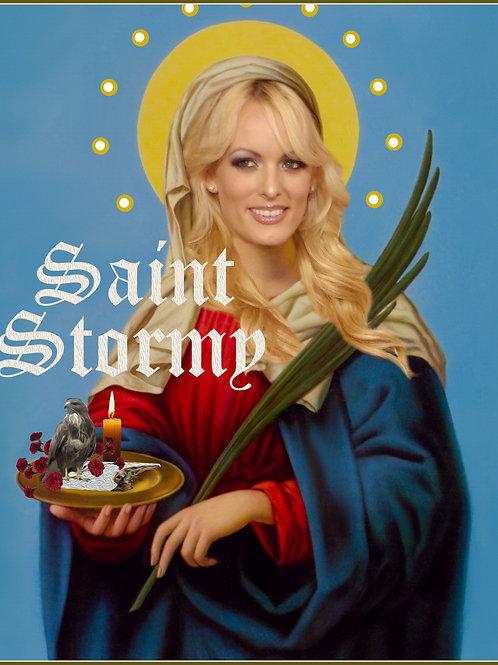 Saint Stormy