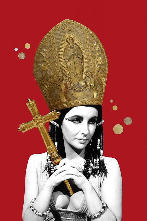 Idol Worship (Starring Elizabeth Taylor as the Pope)