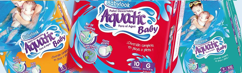 Pañales Aquatic
