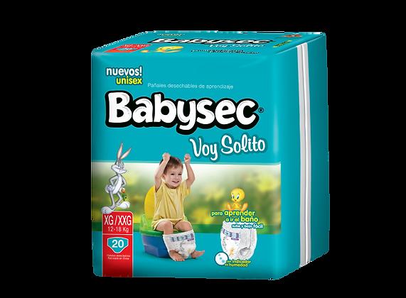 Babysec Voy Solito - Extra Extra Grande